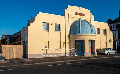 July 12th 2020 . Old Regent cinema