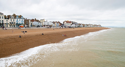 JUly 4th 2020 . Deal Beach from the pier