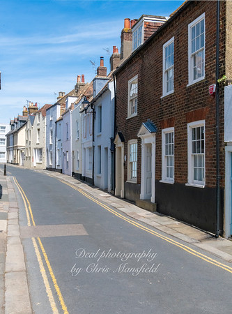July 18th 2020.  Middle street, Deal