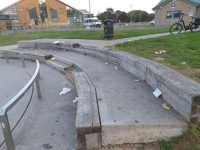 Sept' 12th 2021 Skate park