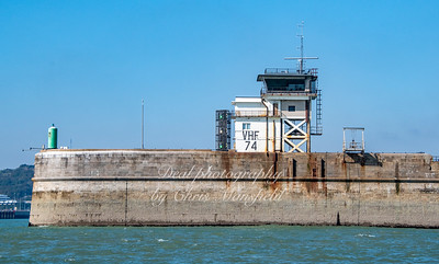 Control tower, Dover harbour
