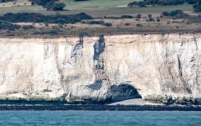 Cave, between st Margarets and Kingsdown