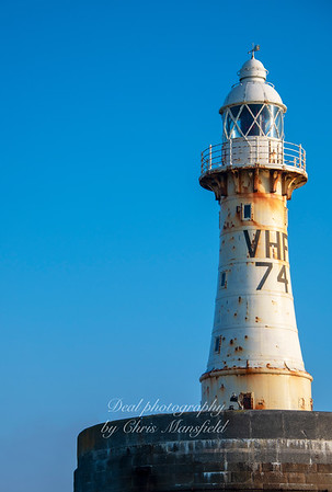 Dover harbour lighthouse