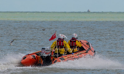 Sept' 6th 2020 Walmer lifeboat launch