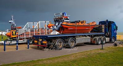 March 11th 2021..  Walmer lifeboat ...