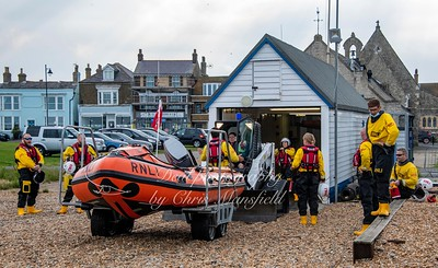 13th July 2021 Lifeboat 01
