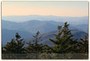 Blue Ridges of Mount Mitchell