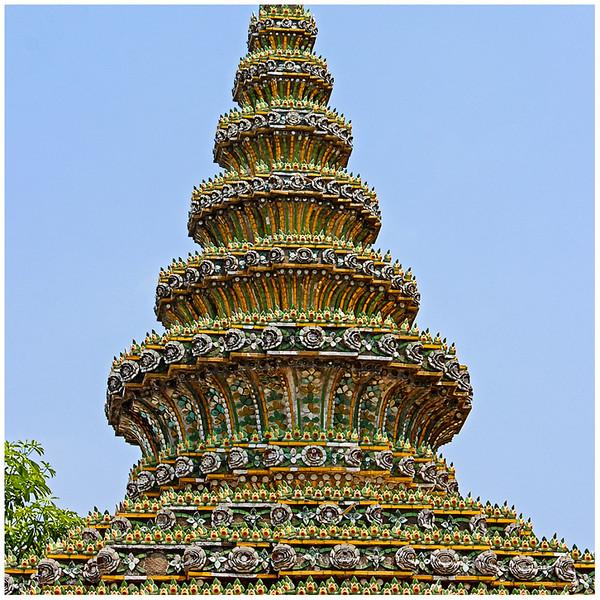 Stupa at Wat Pho