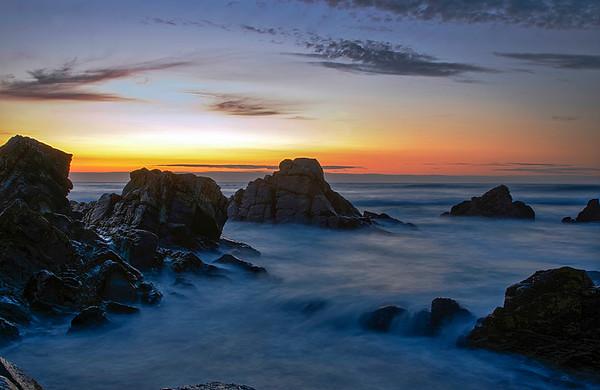 Beach Life & Coastal Landscapes