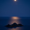 Full Moon, Start Point, Devon