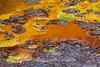 Mine tailings above Silverton, Colorado, USA.