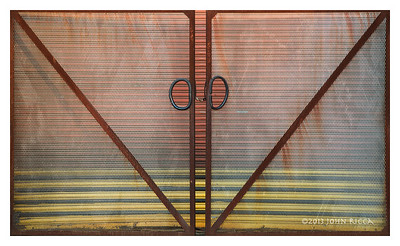 Mare Island Abstract 10