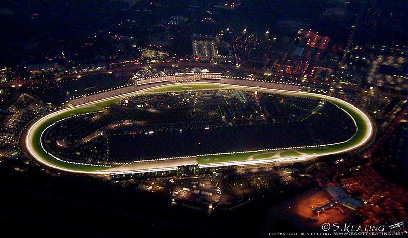 "Pepsi 400, Daytona Beach Intl' Speedway - Daytona, Florida<br /> Used in the PC Game ""Nascar Racing 4"""