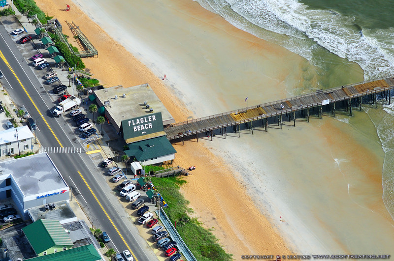 Flagler Beach Pier - Flagler Beach, FL