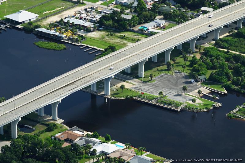 Flagler Beach Bridge (SR100) - Flagler Beach, FL