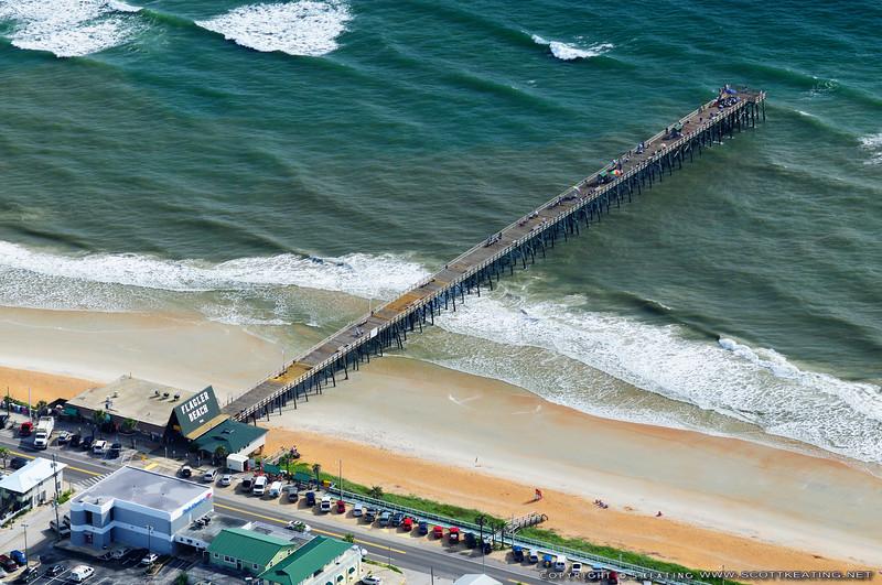Flagler Beach Pier - Flagler Beach, FL