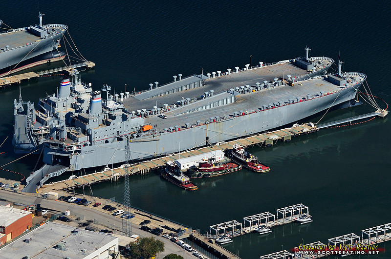 Military Sealift Command MV CAPE DOMINGO  (T-AKR 5053) - Charleston, SC