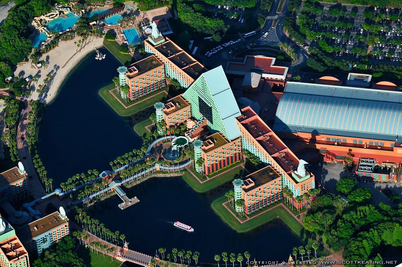 Disney Swan & Dolphin Hotel - Orlando, FL