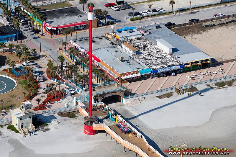 Daytona Beach Pier - Daytona Beach, FL