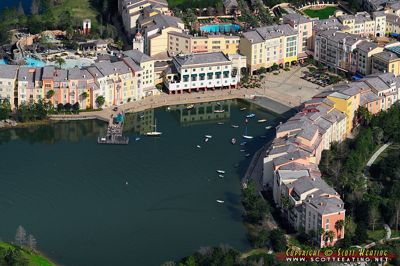 Portofino Bay Hotel - Orlando, FL (Universal Studios)