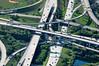 I95/I395/Dolphin Expressway interchange - Miami, Florida