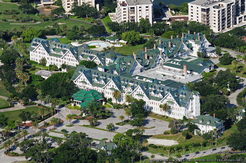 Belleview Biltmore Hotel - Clearwater, Florida