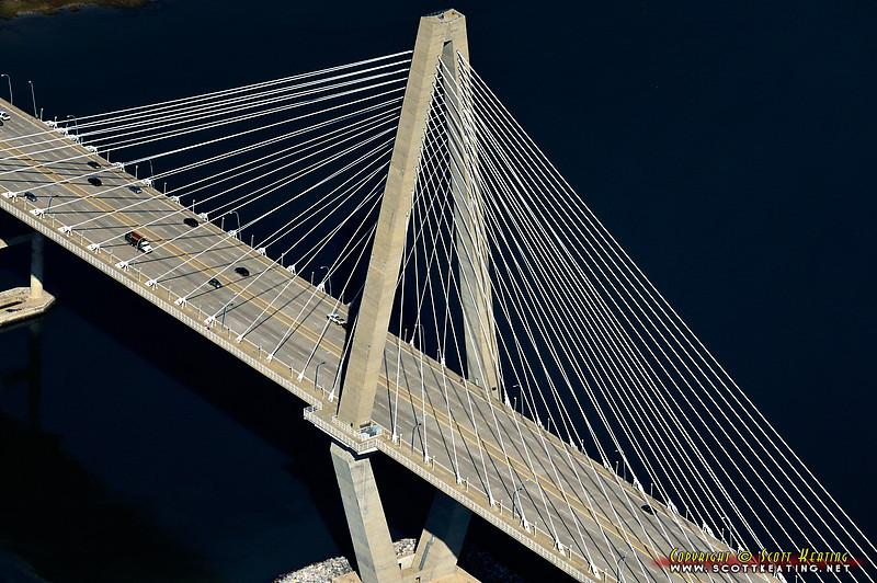 Arthur Ravenel Jr. Bridge, US17 - Charleston, SC