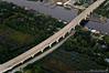 "The SR100 ""Flagler Bridge"" at dusk - Flagler Beach Florida"