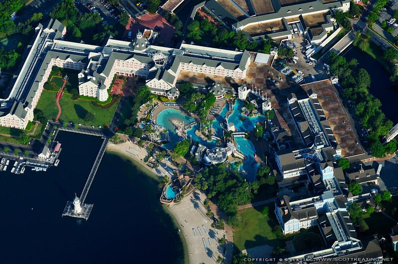 Disney's Beach & Yacht Club Resort - Lake Buena Vista/Orlando, FL