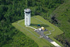 Flagler County Airport's (KXFL) new control tower - Dedicated 8/17/09