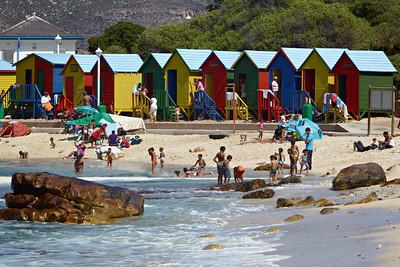 Muizenberg Beach Houses