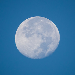 """Moon From the Southern Hemisphere"""