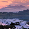 Cuillin Hills from Portree, Skye