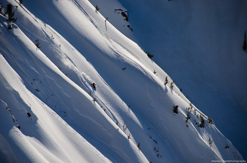 Kevin Frazier, Wolverine Peak