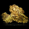 Gold specimen from Denver Museum of Nature & Science