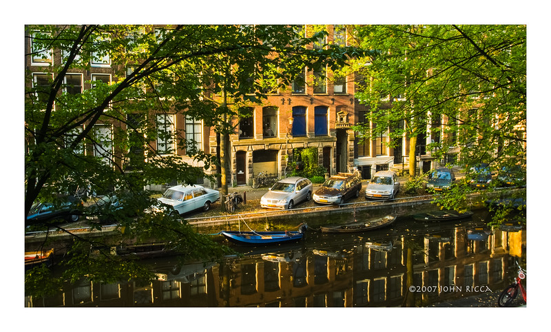 Sunday Morning In Amsterdam