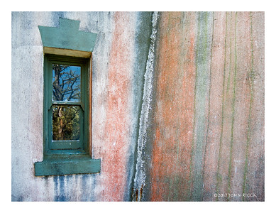 Window & Pastels
