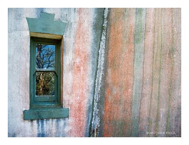 Window & Pastels