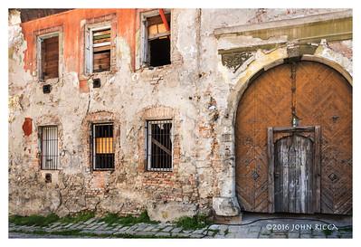Bratislava Old Building