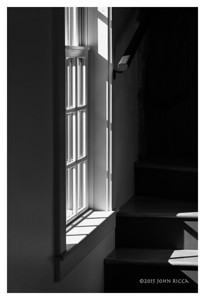 Window and Stairs