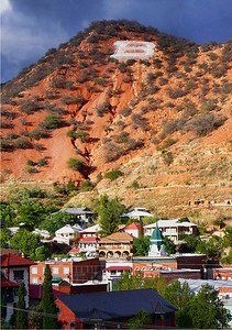 B Hill and Historic Bisbee