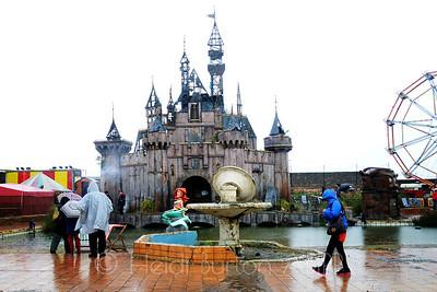 Dismaland Fairytale Castle