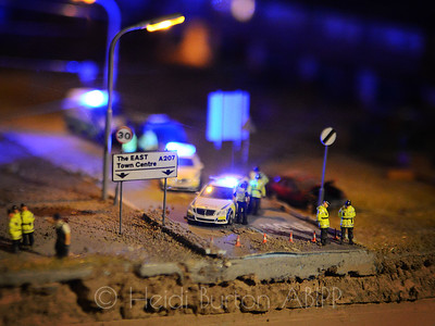 Aftermath Displacement Principle by Jimmy Cauty