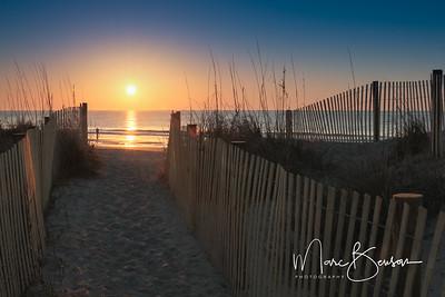 Sunrise Pathway