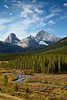 """""""Kananaskis Country""""<br /> <br /> A view of the Canadian Rockies in Kananaskis Country, taken in Peter Lougheed Provincial Park, Alberta, Canada."""