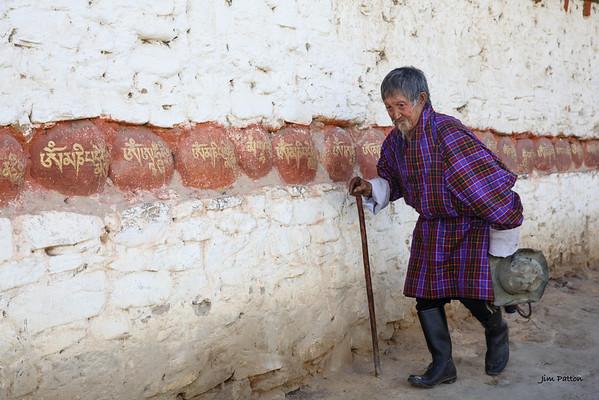 Bumthang senior