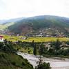 Paro Dzong along the Jakar Rong Chhu