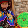 Performer at Wangdi Festival