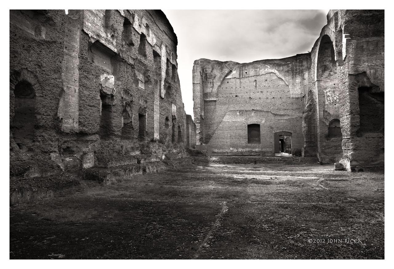 Baths of Caracalla 6, Rome