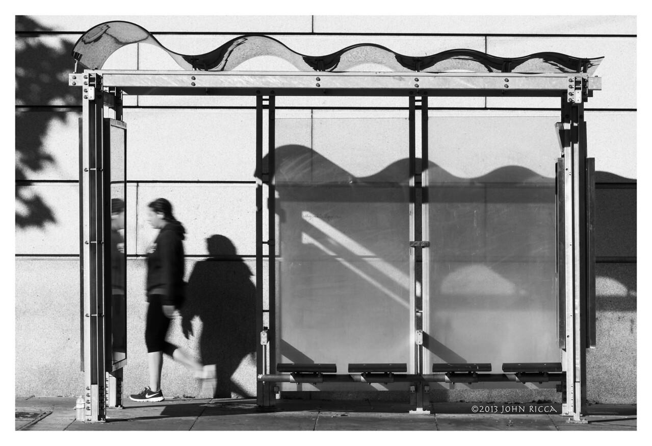 San Francisco Bus Stop